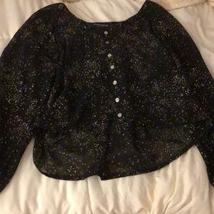 brandy Melville blouse.
